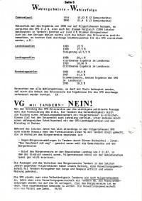 Wahlergebnisse - Wahlerfolge: Bei den Landratswahlen 1989 steigert sich die SPD um 5,5 %, bei den Landtagswahlen 1990 erarbeitet sie sich das drittbeste Ergebnis und bei den Bundestagswahlen 1990 erreicht sie das beste Ergebnis im Landkreis Dachau